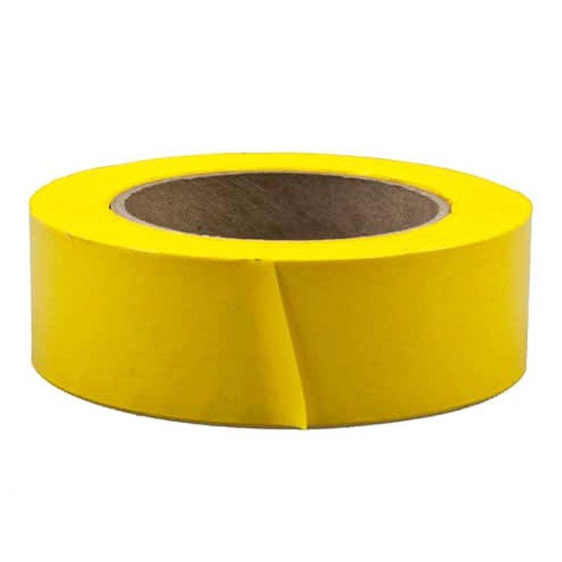 băng dính dán nền màu vàng