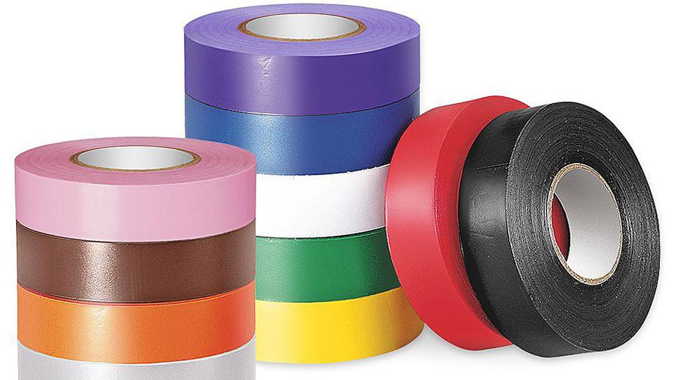 băng dính điện nhiều màu