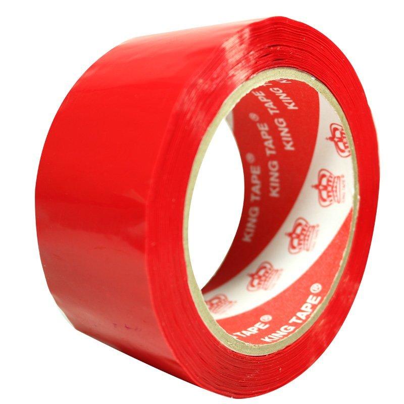 băng dính màu đỏ