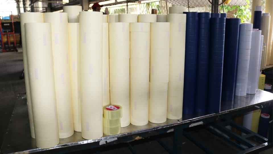 công ty sản xuất băng keo cao nghệ vina