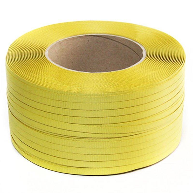 dây đai pet màu vàng