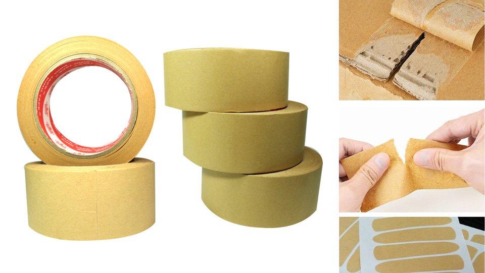 ưu điểm của băng dính giấy nâu
