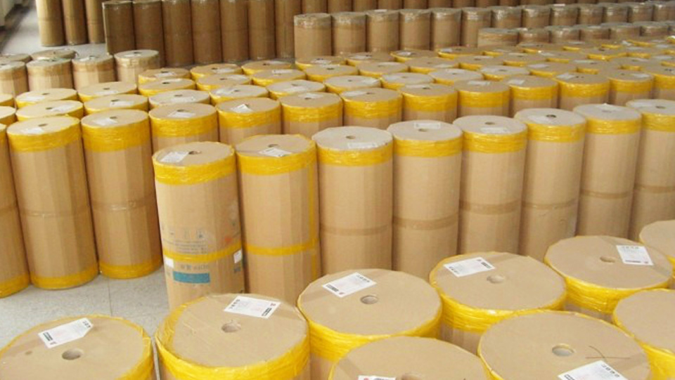 nguyên liệu sản xuất băng keo