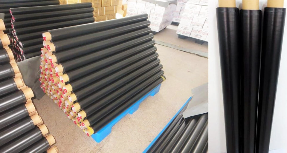 nguyên liệu sản xuất băng keo đen